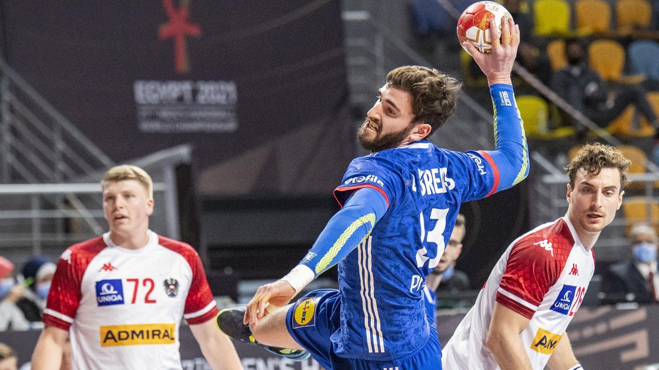 Handball-WM 2021: Österreich - Frankreich | Zusammenfassung
