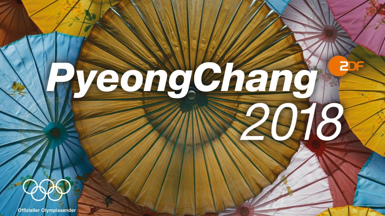 Live Die Eröffnungsfeier Der Olympischen Winterspiele Zdfmediathek