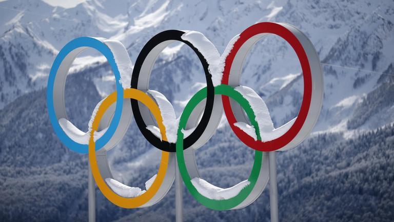 Logo Die Geschichte Der Olympischen Spiele Zdftivi