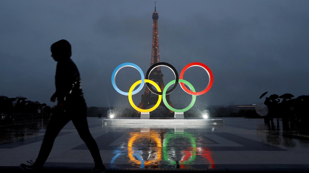 Olympia Erst Paris, dann Los Angeles   ZDFmediathek