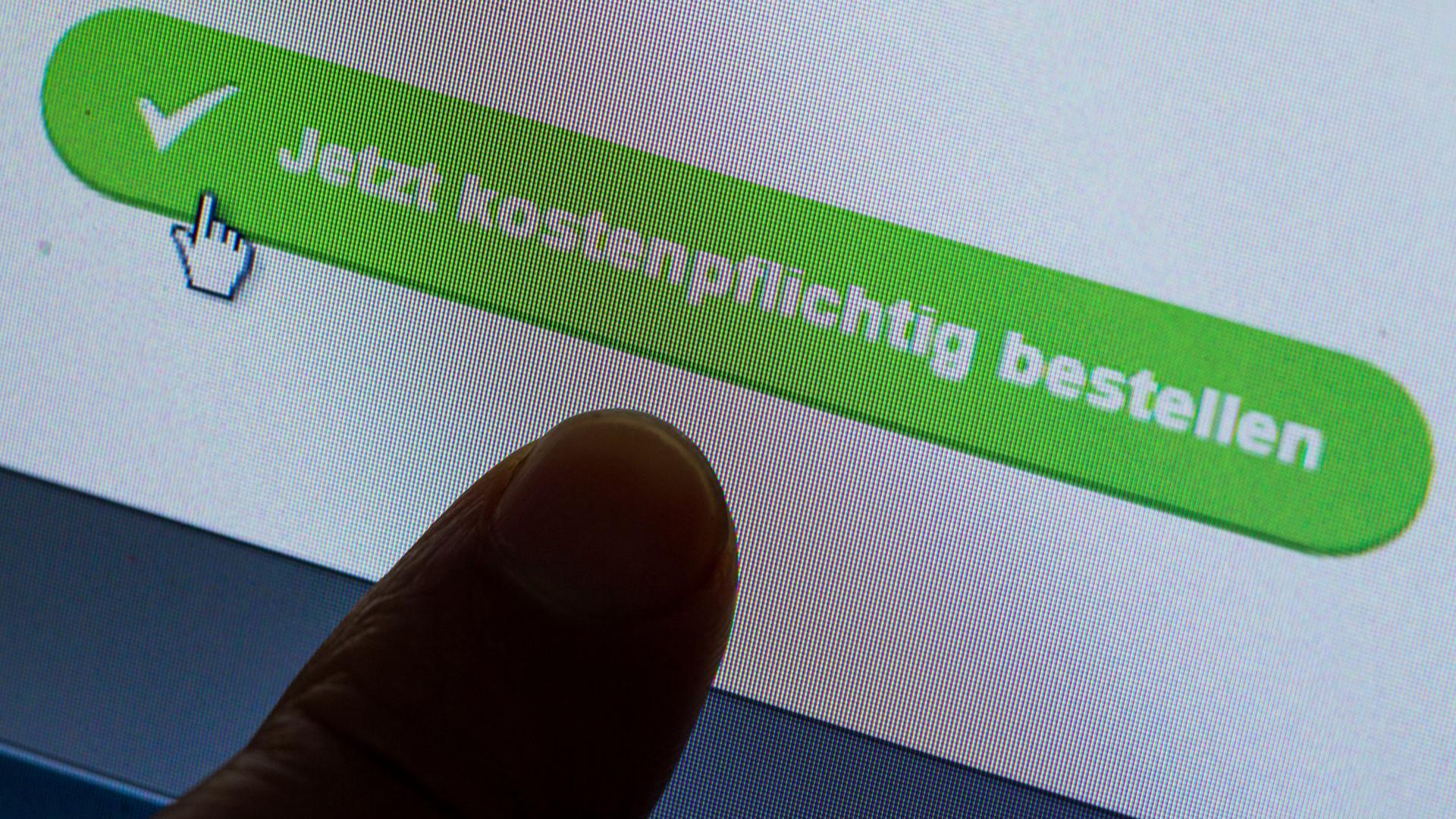 Online Shopping Stolpersteine Beim Bezahlen Im Netz Zdfmediathek
