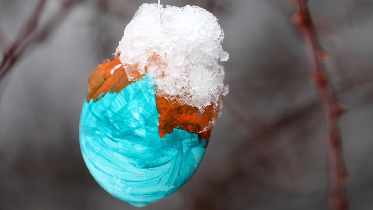 Wetter: Weihnachten im Klee - Ostern im Schnee - ZDFmediathek