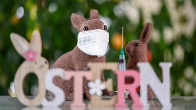 Zdf Spezial - Corona-beschlüsse  Harter Shutdown über Ostern
