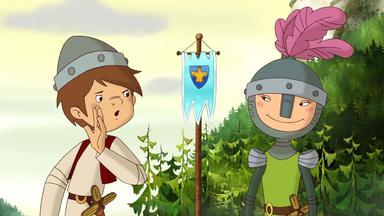 Der Kleine Ritter Trenk - Der Pagenwettstreit