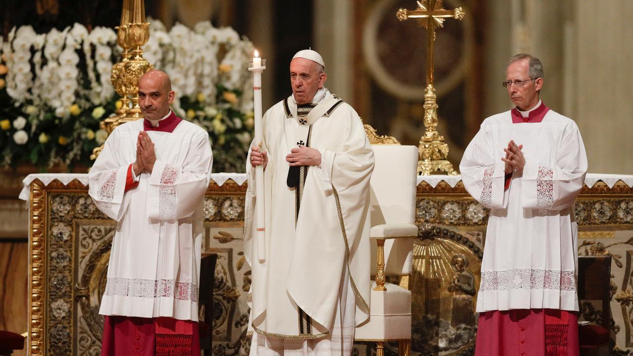 Osternacht Vatikan