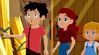 Belle Und Sebastian - Belle Und Sebastian: Paradies In Gefahr