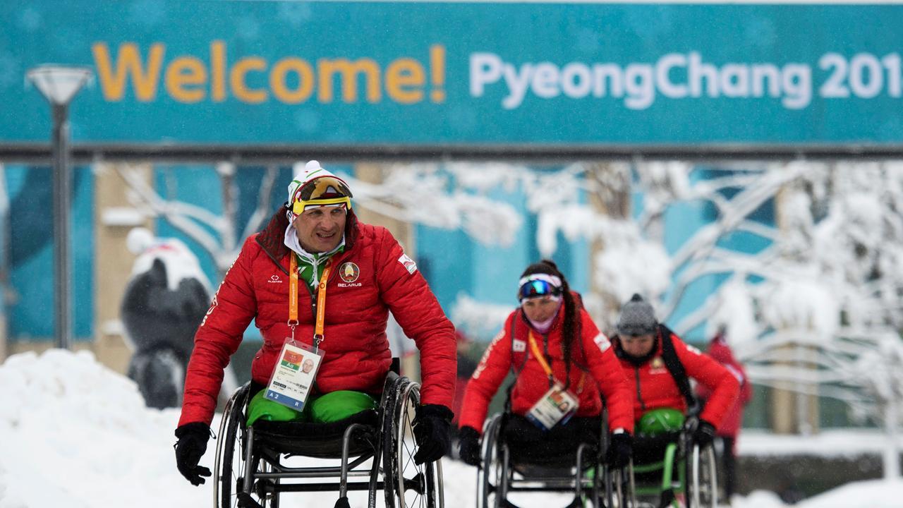 Zdf Paralympics