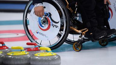 Menschen - Das Magazin - Paralympics In Südkorea