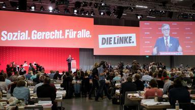 Standpunkte - Zdf Standpunkte: Bericht Vom Parteitag Die Linke In Hannover