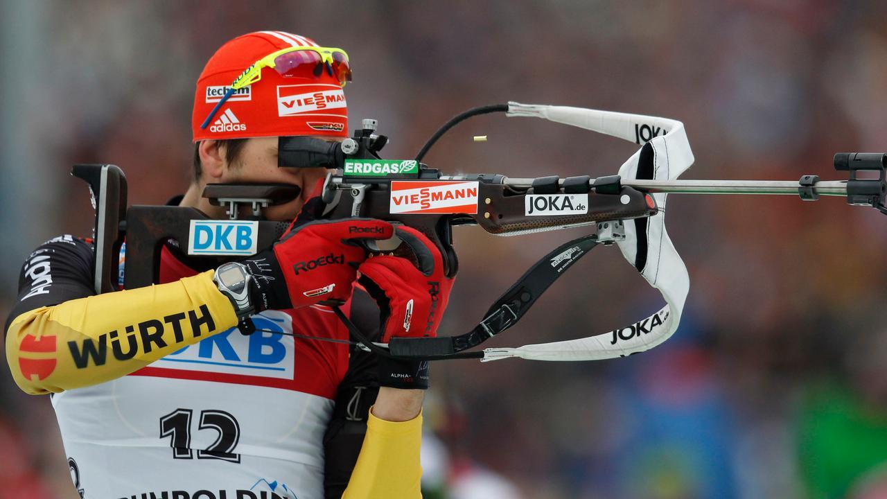 Biathlon Ergebnisse Herren