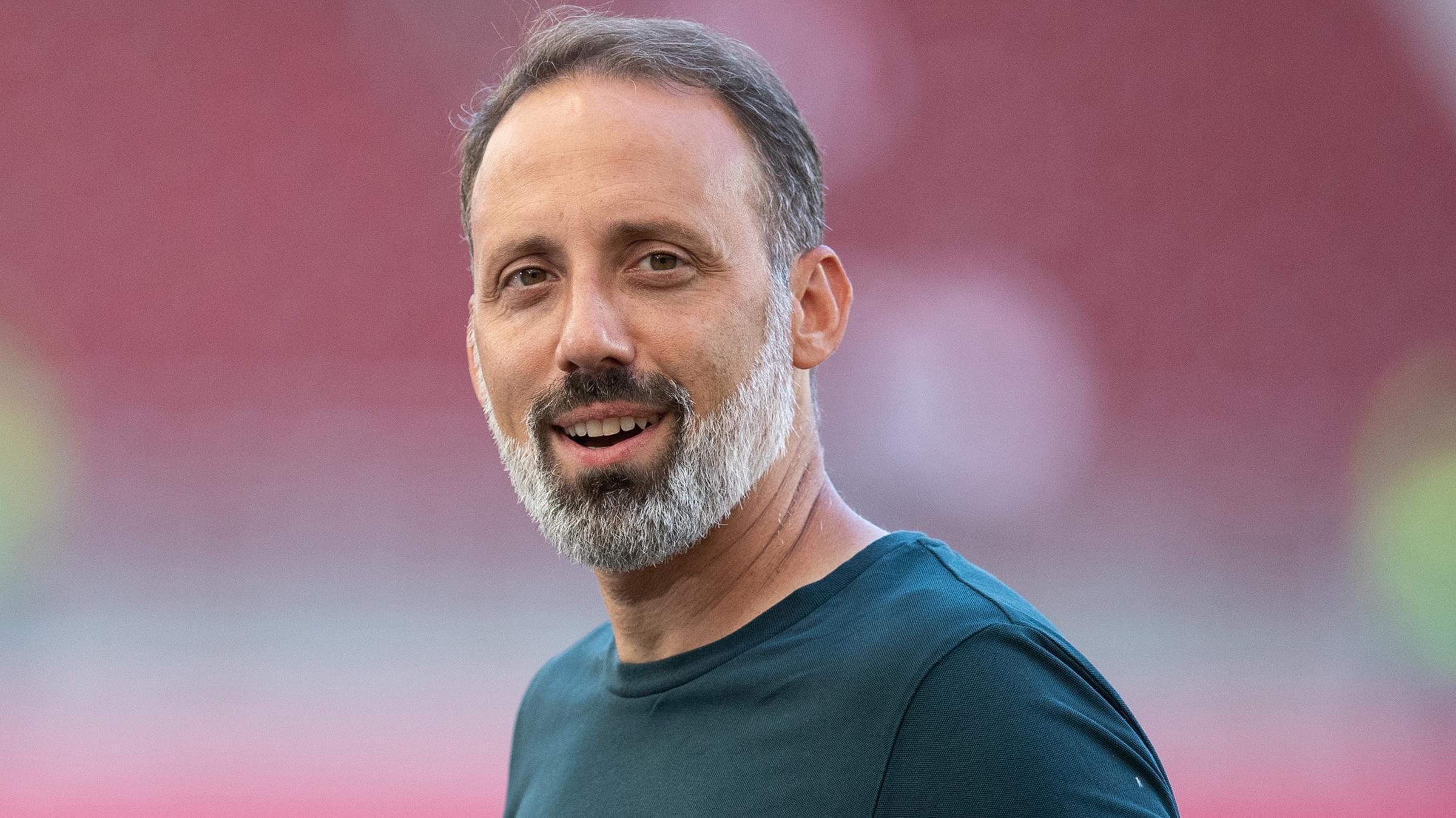 Archiv: Pellegrino Matarazzo, der Trainer von VfB Stuttgart am 19.09.2020.