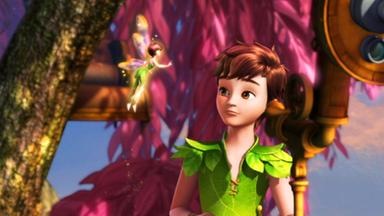 Peter Pan - Neue Abenteuer - Peter Pan: Fantasiebaum In Gefahr
