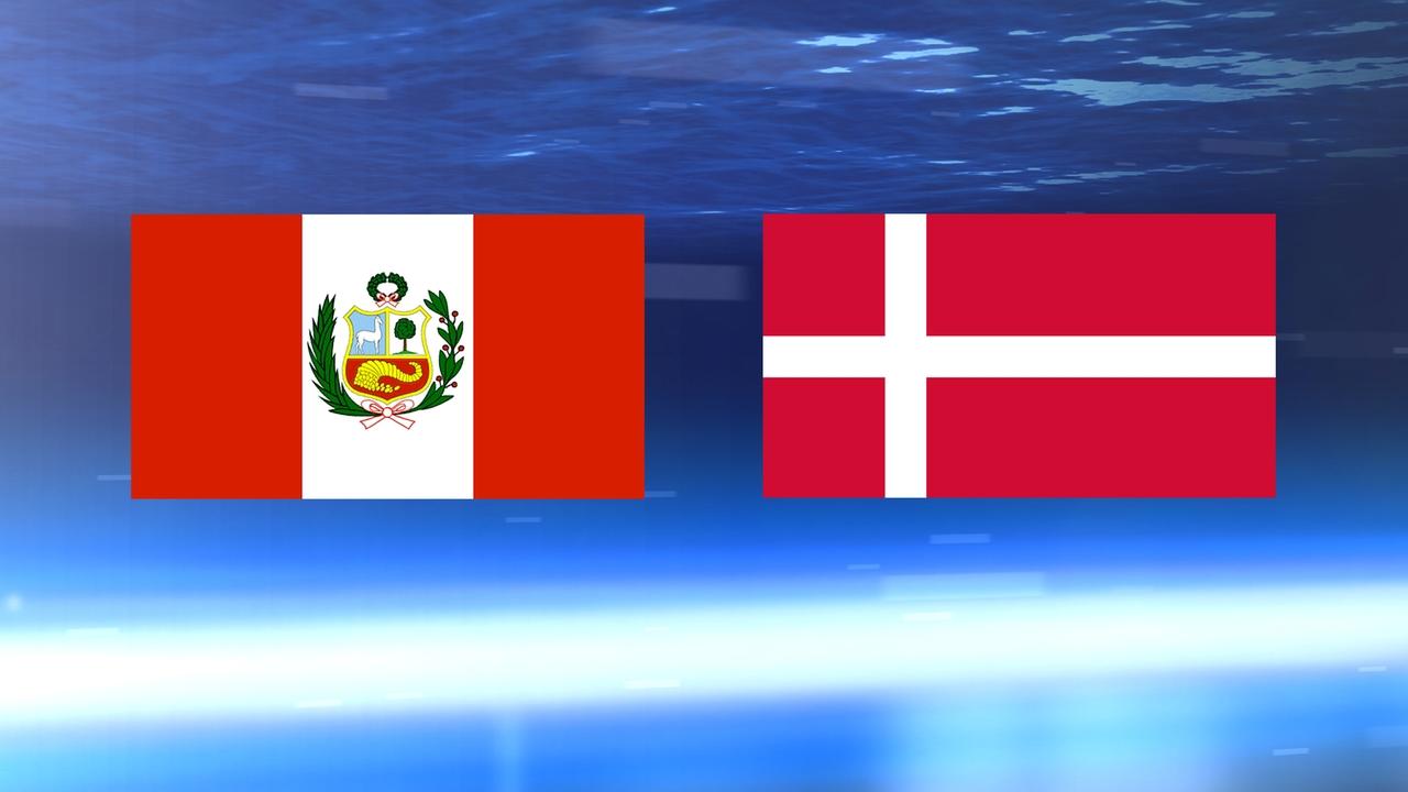Gruppe C: Peru - Dänemark 0:1 | FIFA WM 2018