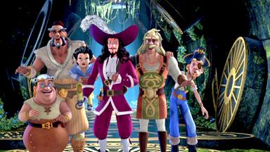 Peter Pan - Neue Abenteuer - Peter Pan: Der Tempel Der Chumbas