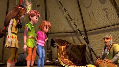 Peter Pan - Neue Abenteuer - Peter Pan: Die Urquelle