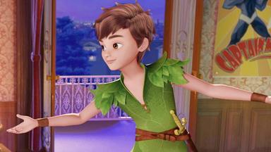 Peter Pan - Neue Abenteuer - Peter Pan - Neue Abenteuer: Hausputz