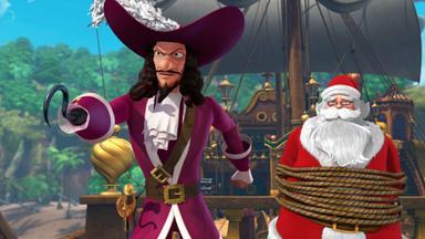 Peter Pan - Neue Abenteuer - Peter Pan: Hook Will Weihnachten Verhindern (1)