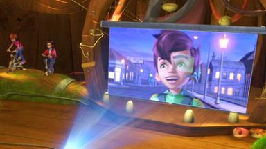 Peter Pan - Neue Abenteuer - Peter Pan: Kinozauber