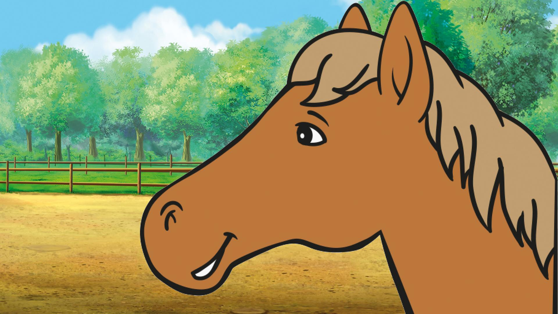 bibi und tina-lifehex: pferdekissen - zdfmediathek