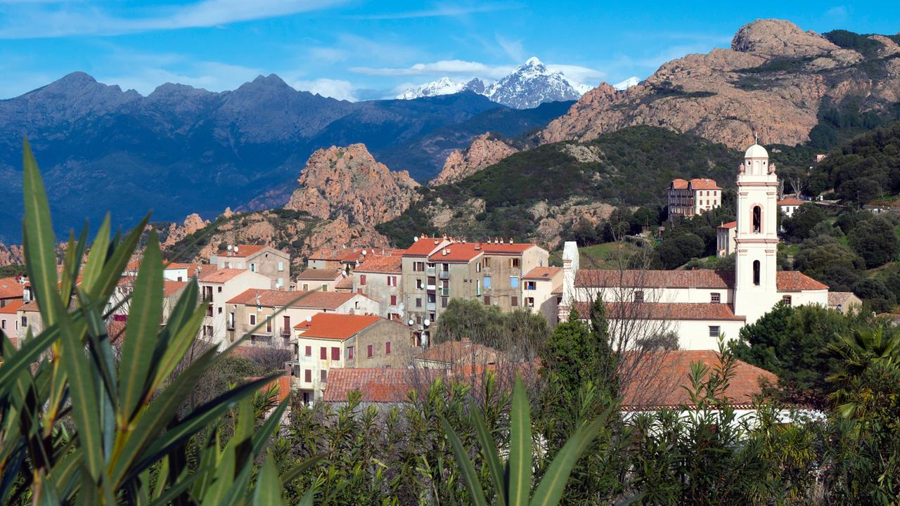 Korsika Wilde Schönheit