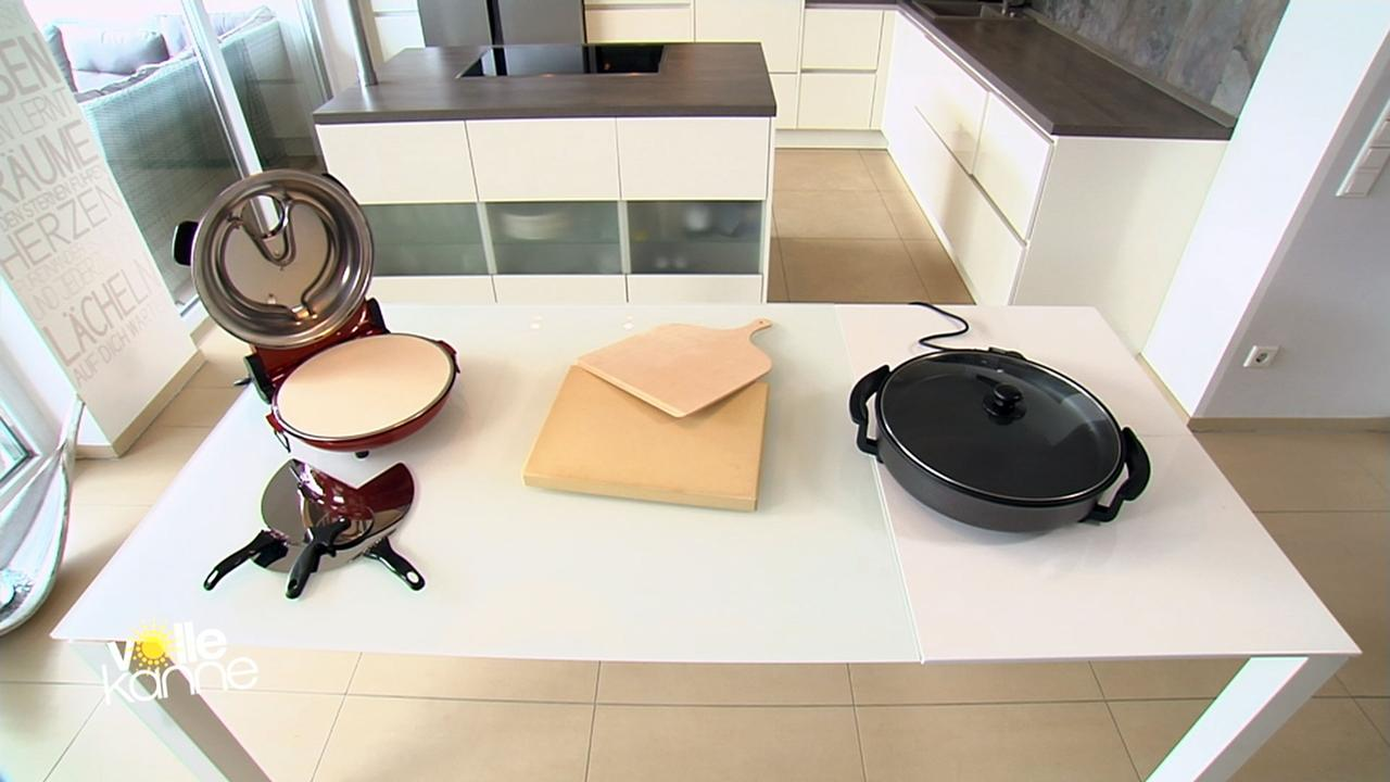 pizza gadgets f r zu hause zdfmediathek. Black Bedroom Furniture Sets. Home Design Ideas