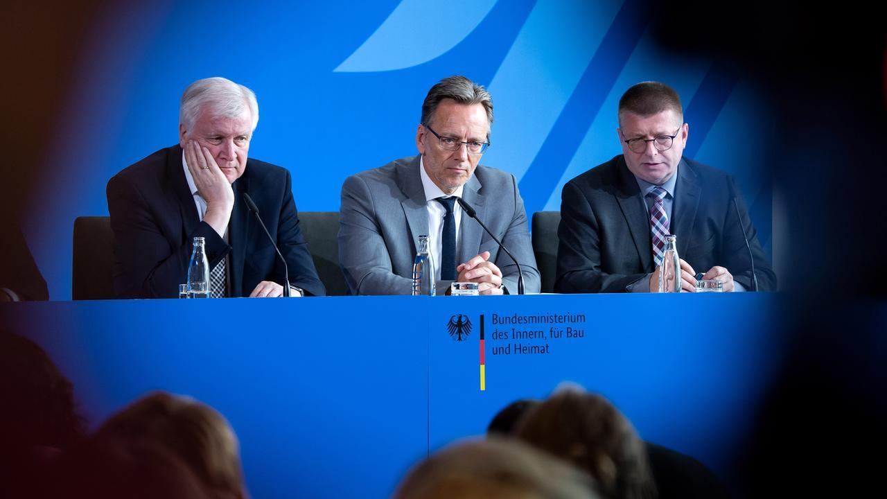 Pressekonferenz Lübcke