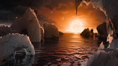 sieben erdaehnliche planeten entdeckt
