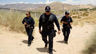 Zdfinfo - Police Patrol: An Der Grenze