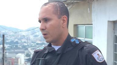 Zdfinfo - Police Patrol: In Der Favela Und Im Township