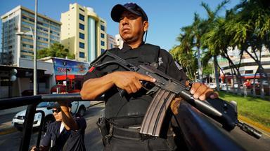 Zdfinfo - Police Patrol: In Touristengebieten