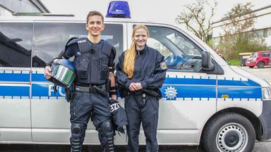 Pur+ - Das Entdeckermagazin Mit Eric Mayer - Pur+ Polizei Im Einsatz