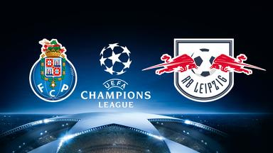 Uefa Champions League - Live Im Zdf - Fc Porto - Rb Leipzig Am 1. November 2017