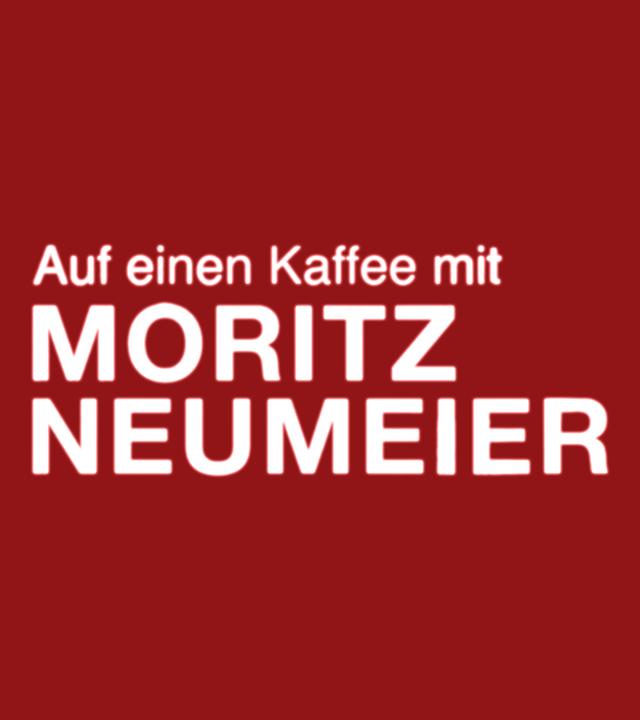 Auf einen Kaffee mit Moritz Neumeier