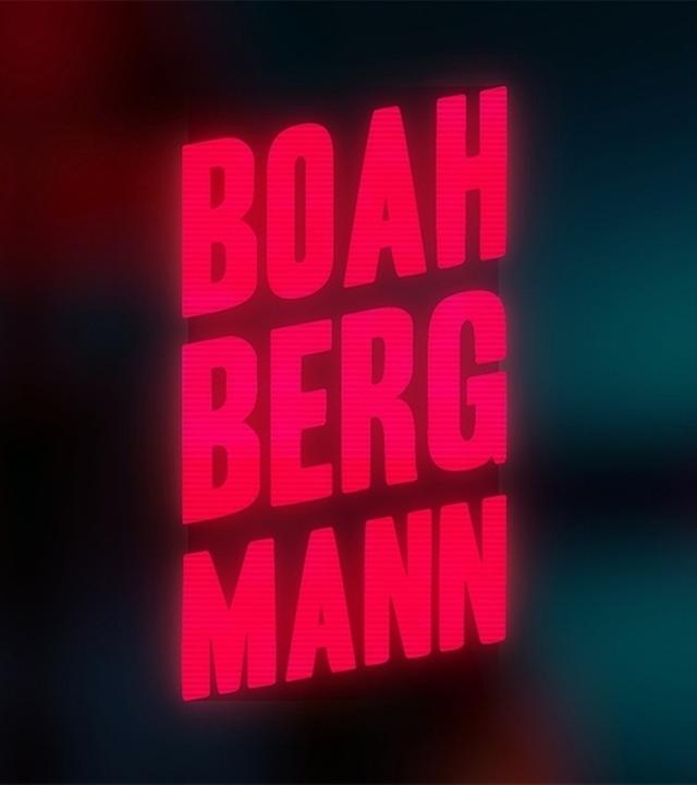 Boah Bergmann!