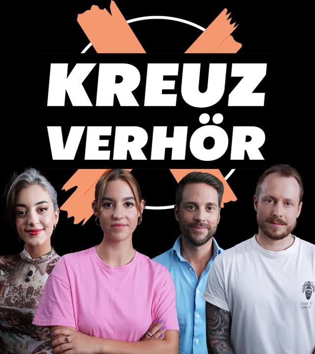 Kreuzverhör: Interviews zur Bundestagswahl