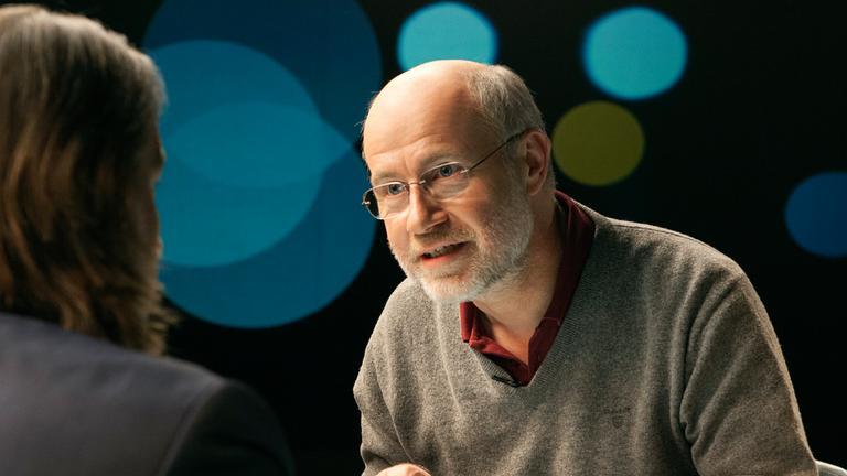 Richard David Precht im Gespräch mit Harald Lesch