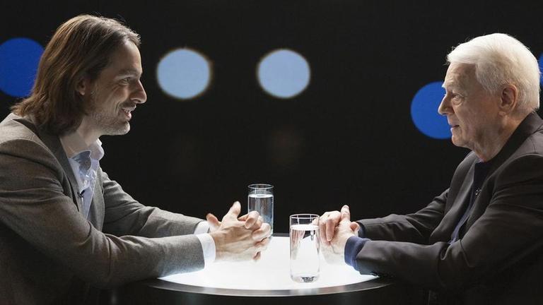 Richard David Precht im Gespräch mit Alexander Kluge