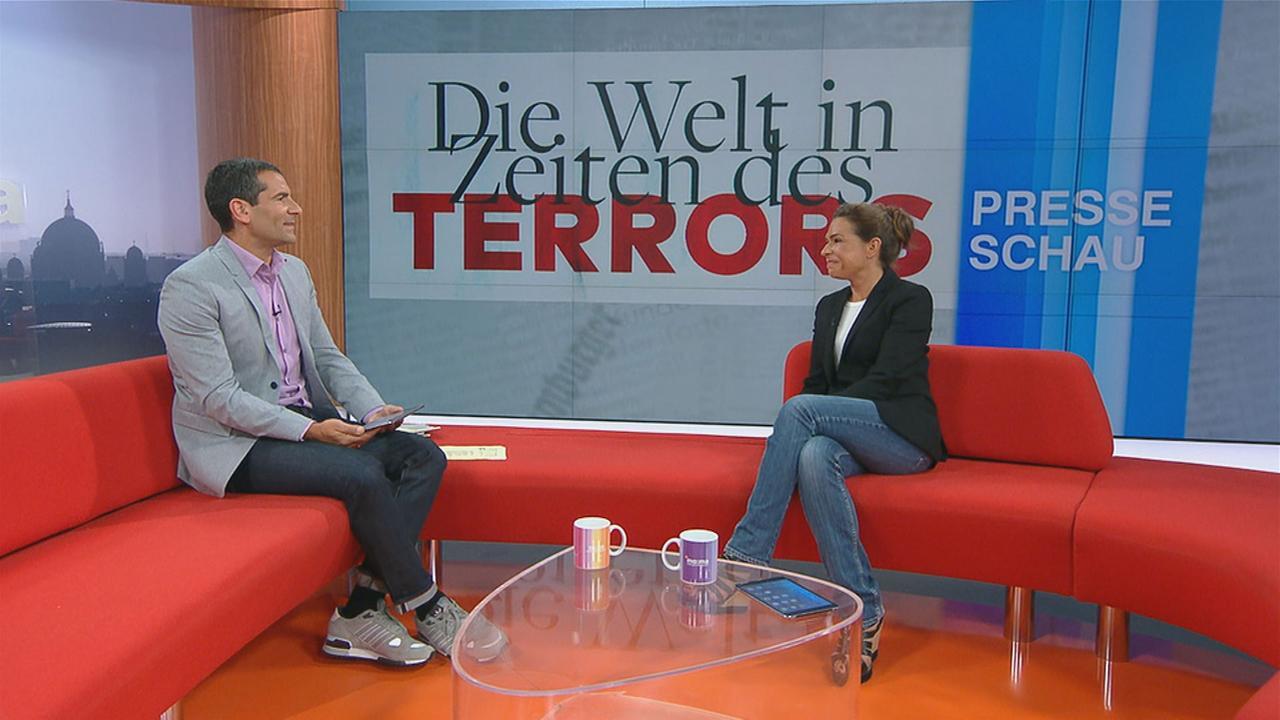 Presseschau mit Dagmar Rosenfeld - ZDFmediathek