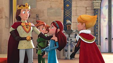 Robin Hood - Schlitzohr Von Sherwood - Robin Hood: Prinzessin Marian