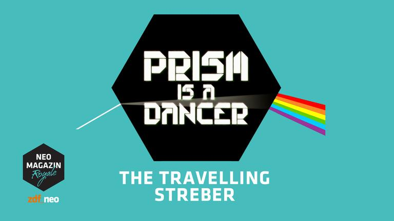 "Prism is a Dancer - Streber und Benjamin Legge ""The Travelling Stone"""