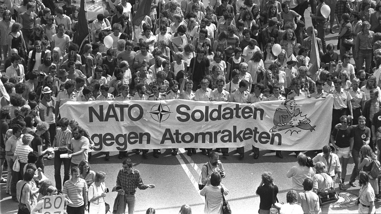 zdf history 1983 welt am abgrund