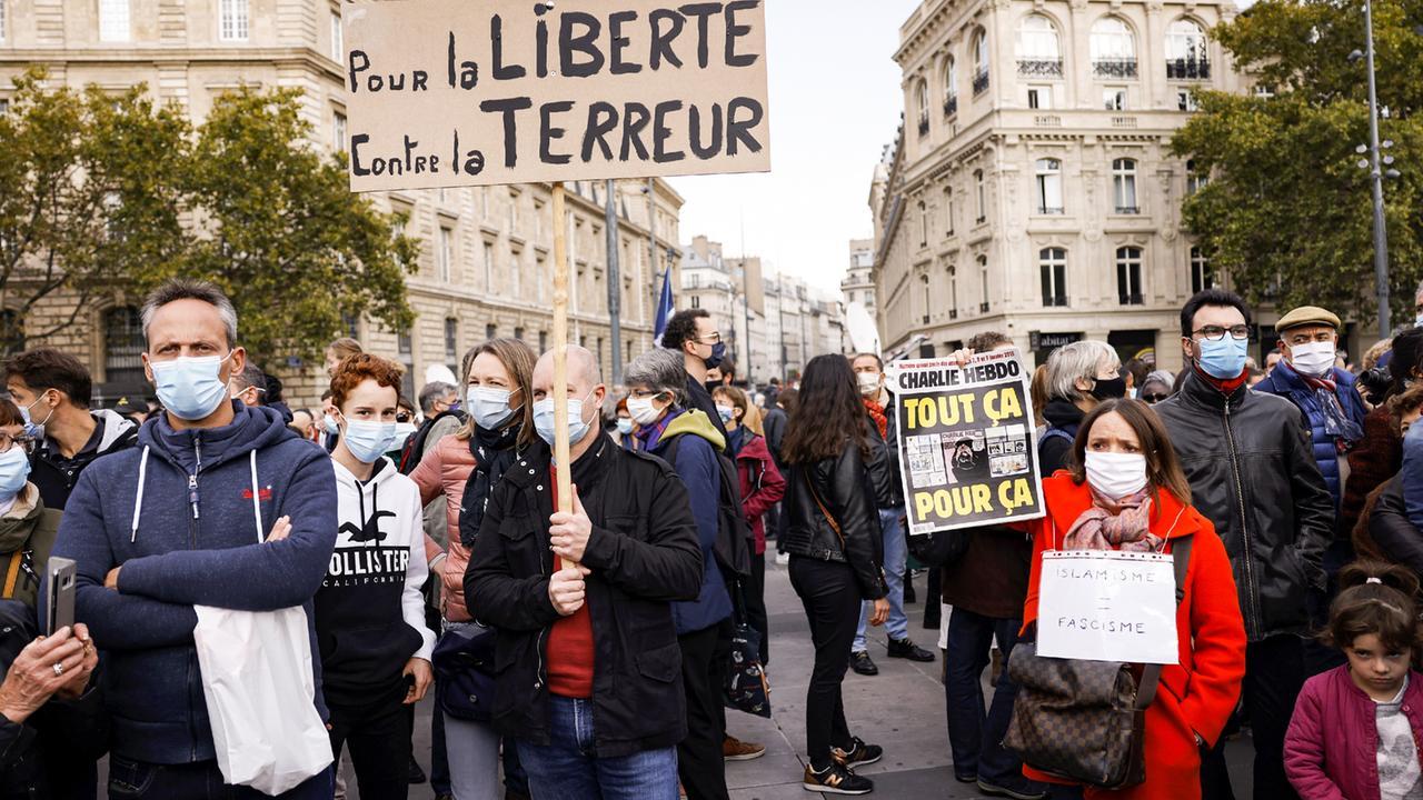 Terror Frankreich Heute