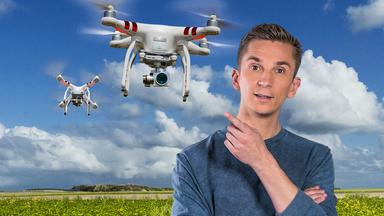 Pur+ - Das Entdeckermagazin Mit Eric Mayer - Pur+ Die Drohnen Kommen!