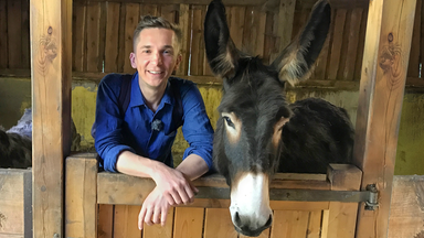 Pur+ - Das Entdeckermagazin Mit Eric Mayer - Pur+ Eric Und Der Esel