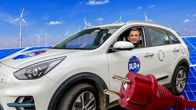 Pur+ - Das Entdeckermagazin Mit Eric Mayer - Pur+ Eric Im Elektroauto
