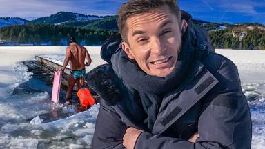 Soko Wismar, Soko, Serie, Krimi - Pur+ Eric Testet Eisschwimmen