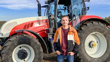 Pur+ - Das Entdeckermagazin Mit Eric Mayer - Pur+ Megamaschine Traktor