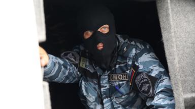 Zdfinfo - Putins Männer Fürs Grobe - Spezialeinheiten In Russland