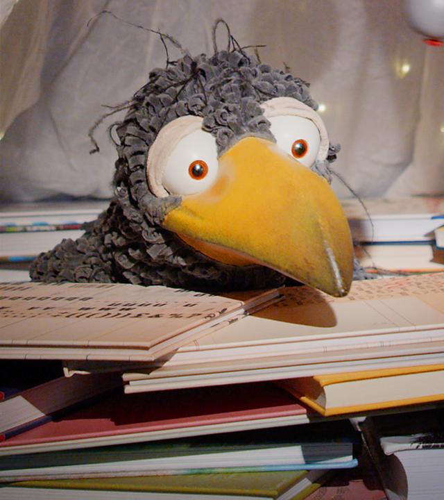 Rabe Rudi Vorlesegeschichten