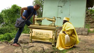Zdfinfo - Rätselhafte Geschichte: Die Suche Nach Der Bundeslade
